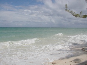 Land / Lot voor Verkoop een t Large Beachfront Property - Lucayan Beach Grand Bahama And Vicinity