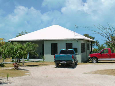 Single Family Home for Rent at Steps away from the Beach Long Island, Bahamas