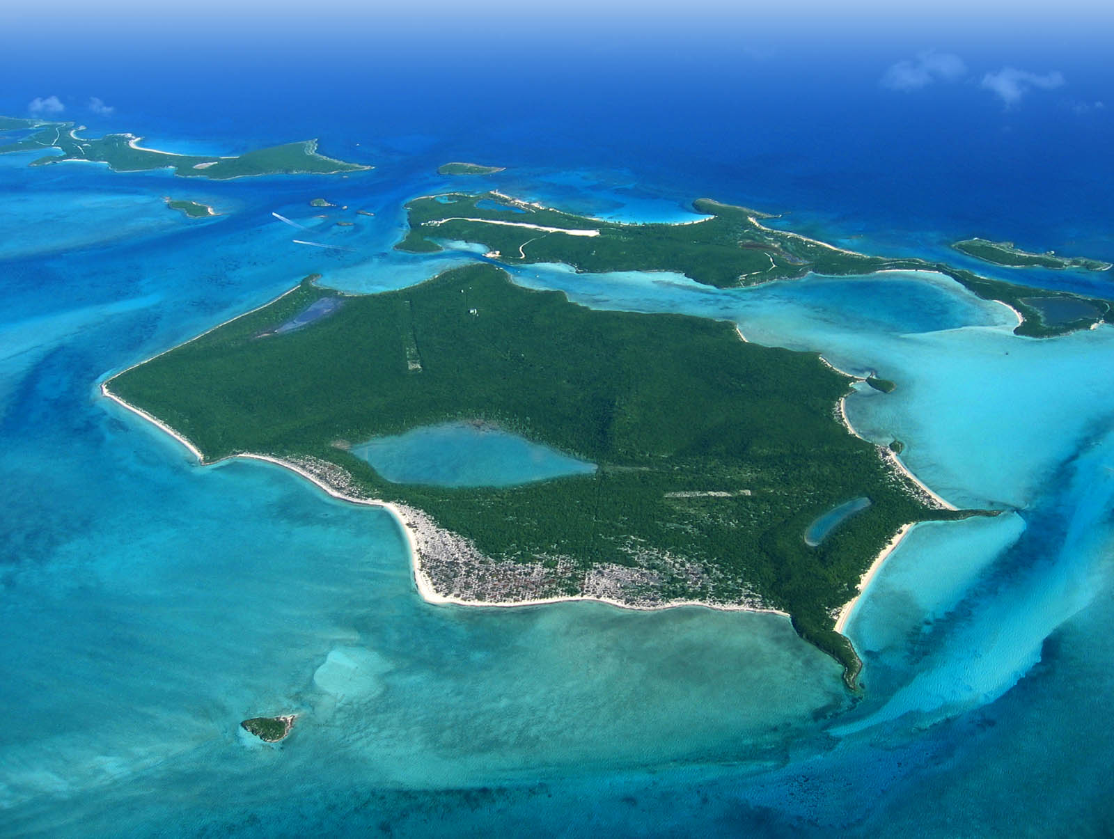 Private Island for Sale at Enchanting Private Island Exuma, Bahamas