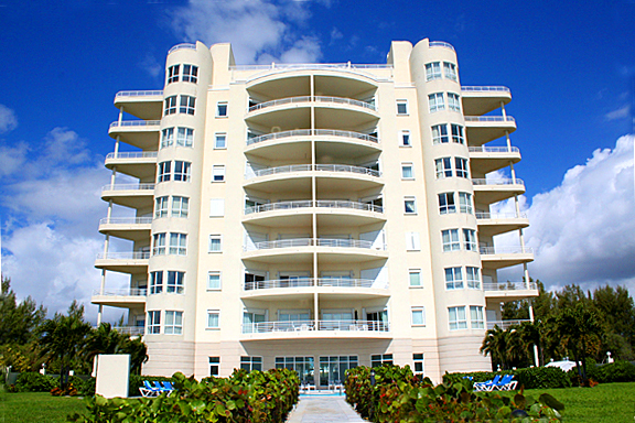 Co-op / Condo for Rent at Elegant 2 Bedroom on Beach Lucayan Beach West, Grand Bahama, Bahamas