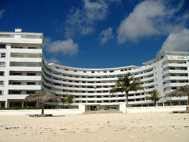 Co-op / Condo for Rent at Delightful Oceanfront One Bedroom in Silver Point Lucayan Beach West, Grand Bahama, Bahamas