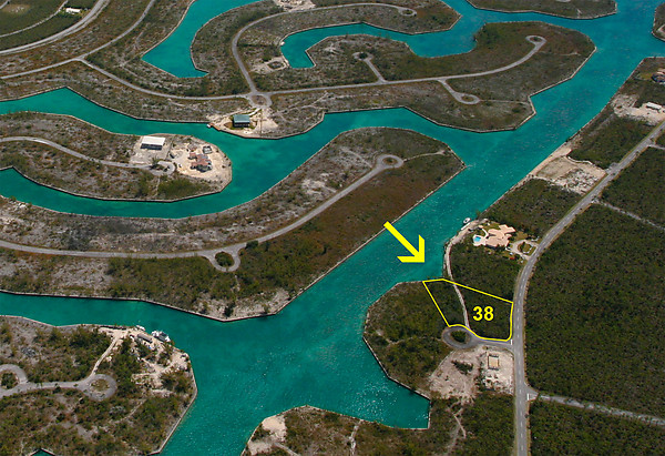 Land for Sale at Fantastic Waterfront Property in Colony Bay Colony Bay, Grand Bahama, Bahamas