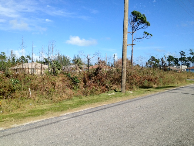 Land for Sale at Generously-Sized Corner Lot in Murphy Town (MLS17077) Murphy Town, Abaco, Bahamas