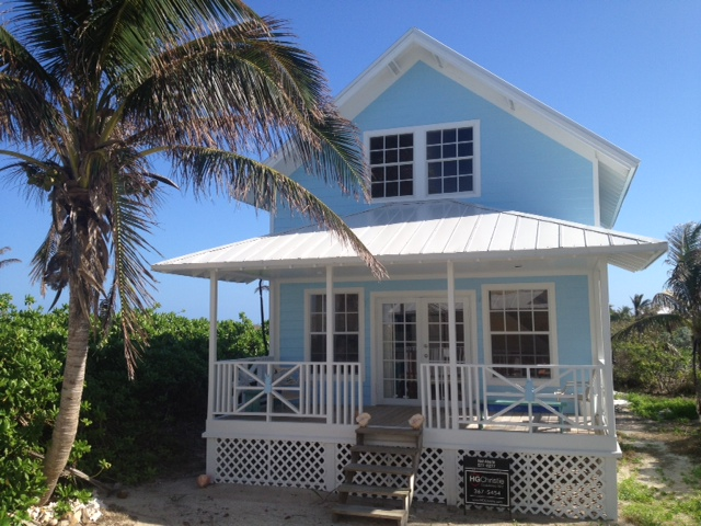 Single Family Home for Sale at Just renovated charming out-island cottage Guana Cay, Abaco, Bahamas