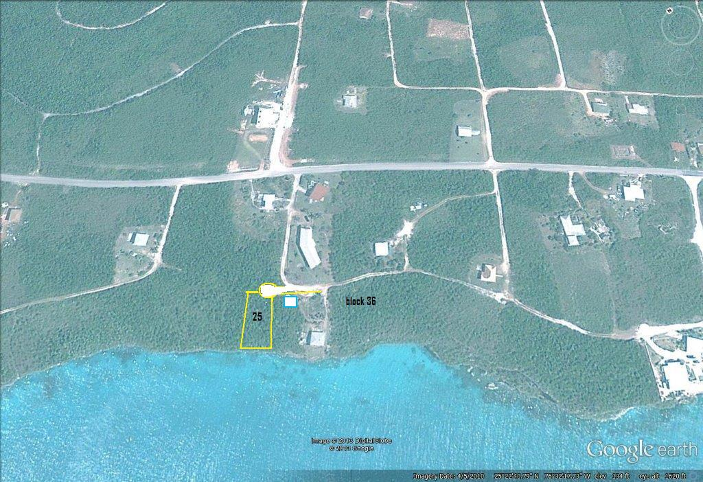 Land for Sale at Amazing Cliff Top Water Front Lot Eleuthera Island Shores MLS 19400 Eleuthera, Bahamas