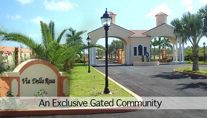 Land for Sale at Triplex lot in a gated community Coral Harbour, Nassau And Paradise Island, Bahamas