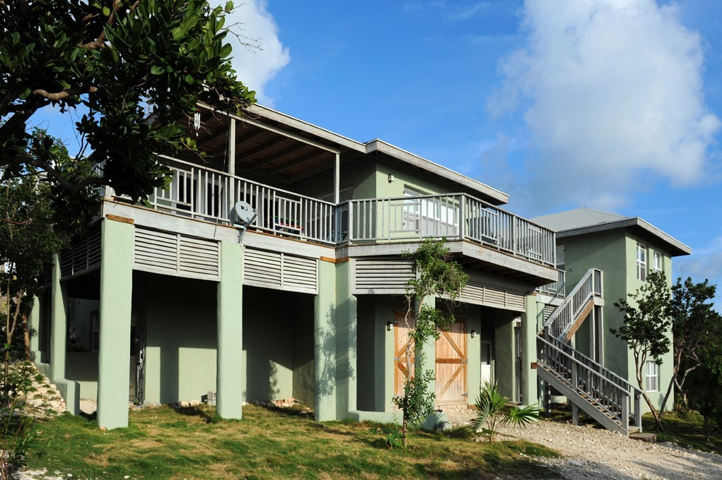 Maison unifamiliale pour l Vente à Fabulous Skyline Views Governor's Harbour Eleuthera! Lot 11C, Wykee West Eleuthera, Bahamas