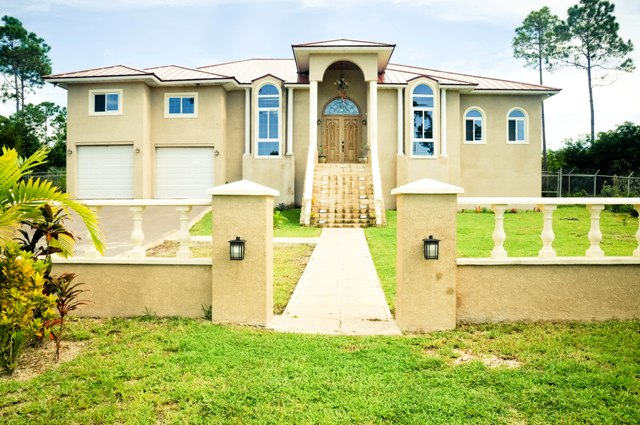 Single Family Home for Rent at Executive 5 Bedroom Home in Arden Forest Arden Forest, Grand Bahama, Bahamas