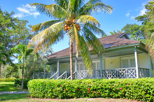 Single Family Home for Rent at VACATION RENTALS ONLY! Tropical Beach Bungalow in Oceanfront Gated Community Lucayan Beach, Grand Bahama, Bahamas