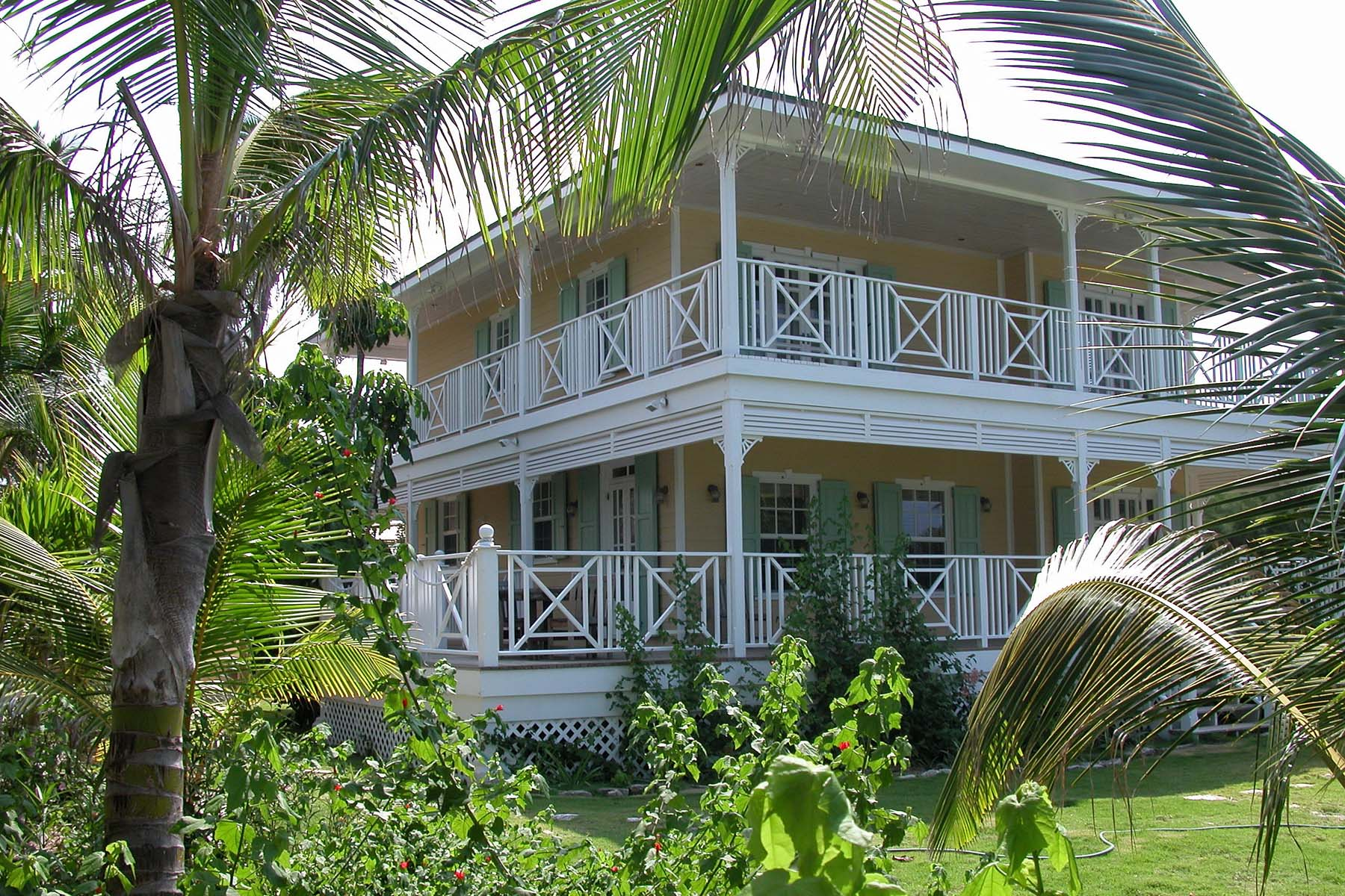 Single Family Home for Rent at Secluded Island Retreat Paradise Island, Nassau And Paradise Island, Bahamas