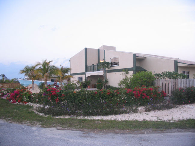 Single Family Home for Sale at Beautifully Renovated Canal Front Home In Bahamia Bahamia, Grand Bahama, Bahamas