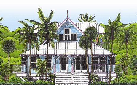 Single Family Home for Sale at Chub Cay Club Villas Berry Islands, Bahamas