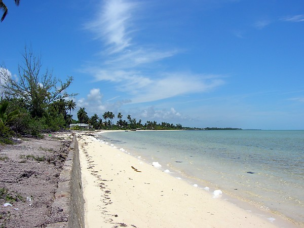 Land for Sale at 250 Feet On The Beach In Pleasant Bay, South Andros Andros, Bahamas