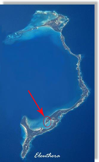 Land / Lot voor Verkoop een t 2,000 Acre Waterfront Peninsula In Rock Sound Eleuthera Eleuthera, Bahama Eilanden