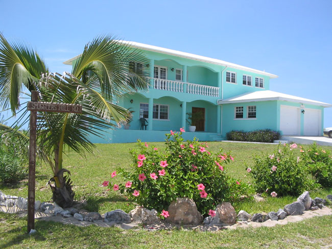 Single Family Home for Sale at Lovely Home In Rainbow Bay Rainbow Bay, Eleuthera, Bahamas