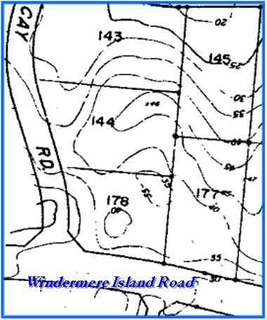 Land for Sale at Windermere Lots 178 & 144 With Frontage On Cay Road And Windermere Island Road Windermere Island, Eleuthera, Bahamas