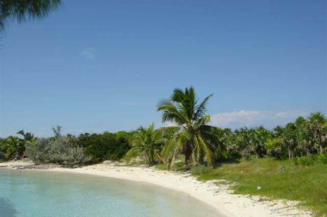Private Island for Sale at Sand Dollar Cay Private Island Berry Islands, Bahamas