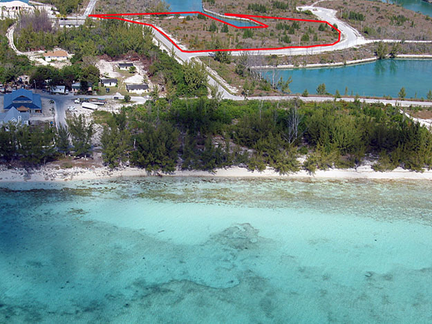 Terreno / Lote por un Venta en Prime Commercial Waterfront Grand Bahama And Vicinity