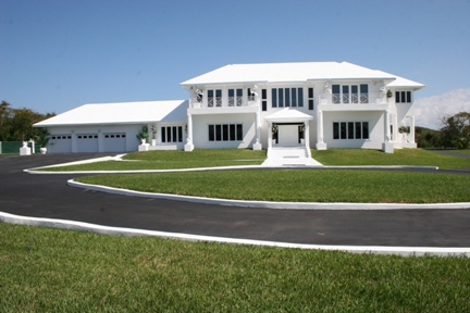 Eensgezinswoning voor Verkoop een t 2.6-Acre Estate Home Nassau New Providence And Vicinity