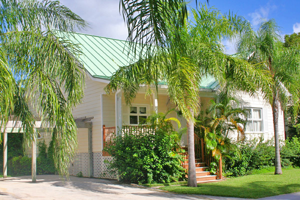 Single Family Home for Sale at Outstanding Home In Gated Oceanfront Community Shoreline, Lucaya, Grand Bahama Bahamas