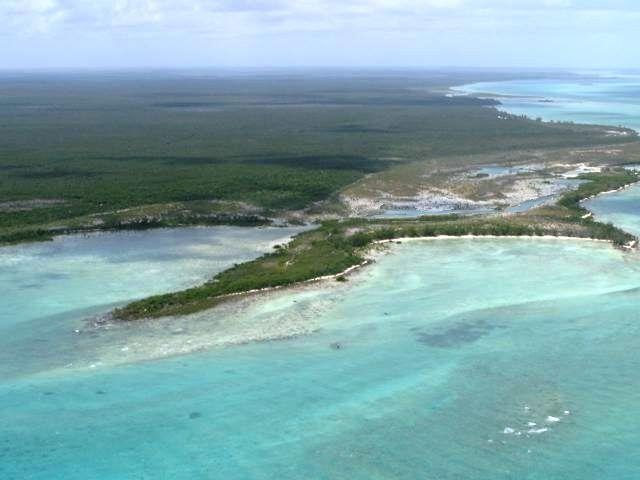 私人島嶼 為 出售 在 Blue Hole Cay Private Island, South Bight Andros, 巴哈馬