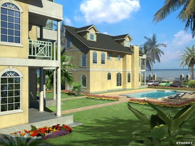 Co-op / Condo for Sale at Phase II Pre-Construction: Mediterranean Style Townhomes In Winton Estates Nassau And Paradise Island, Bahamas