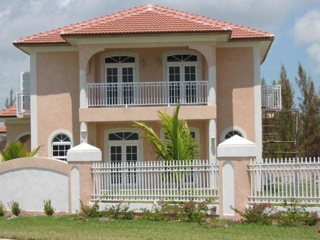 Single Family Home for Sale at Exquisite Villa In Fortune Beach Fortune Beach, Grand Bahama, Bahamas