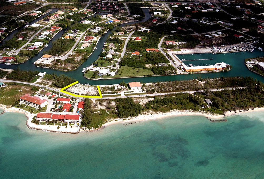 Land for Sale at Spectacular Canal Lots With Tourist Commercial Zoning Bahama Terrace, Freeport And Grand Bahama, Bahamas