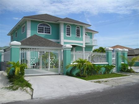 Single Family Home for Sale at Home in Coral Vista Coral Harbour, Nassau And Paradise Island, Bahamas