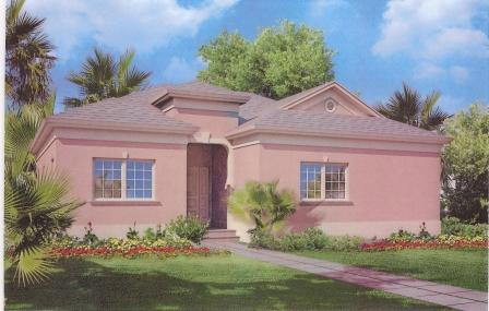 Single Family Home for Sale at New Gated Community Corner Home Nassau And Paradise Island, Bahamas
