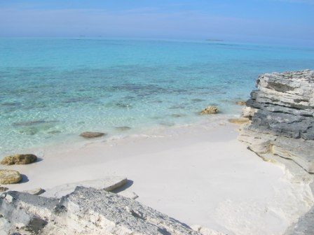 Land for Sale at Elevated Sea to Sea property Rose Island, Bahamas