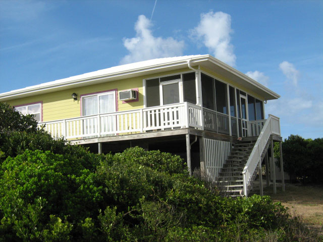Single Family Home for Sale at Charming Island Home, Fabulous Water Views Guana Cay, Abaco, Bahamas