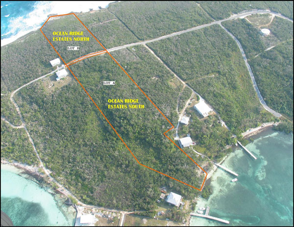 Land for Sale at Fantastic Double Sea View Lot With Beach & Dock Access Guana Cay, Abaco, Bahamas