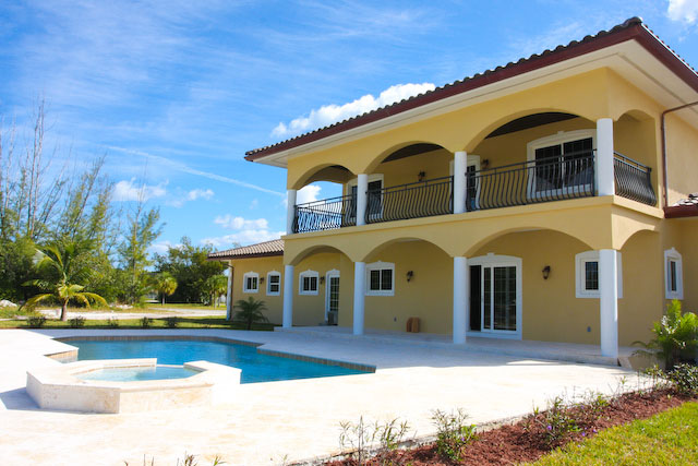 Single Family Home for Sale at Splendid Canal Home In Fortune Bay Bahamas