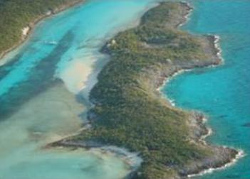 Northern Exuma's Private Island Exumas, Bahamas