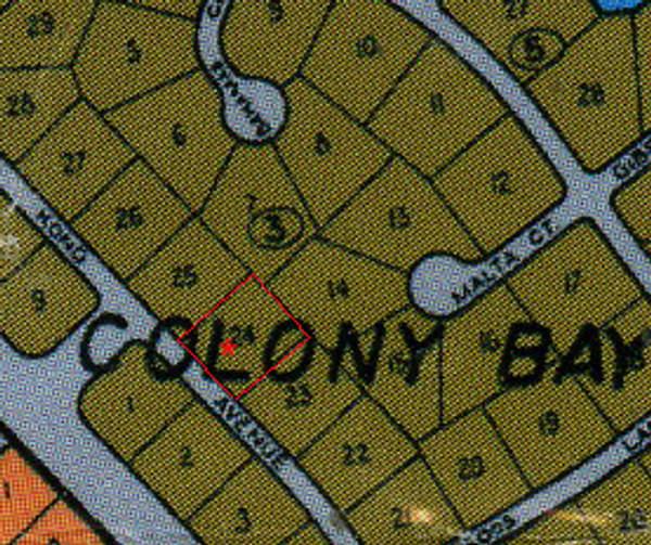 Land for Sale at Colony Bay Multi-Family Colony Bay, Grand Bahama, Bahamas
