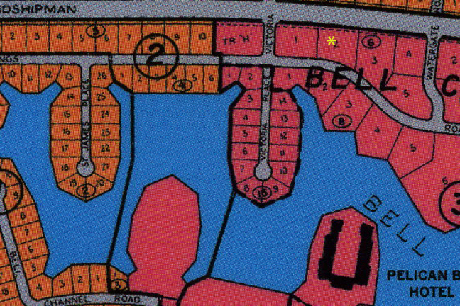Land for Sale at Rare Commercial Lot on Midshipman Bell Channel, Lucaya, Grand Bahama Bahamas
