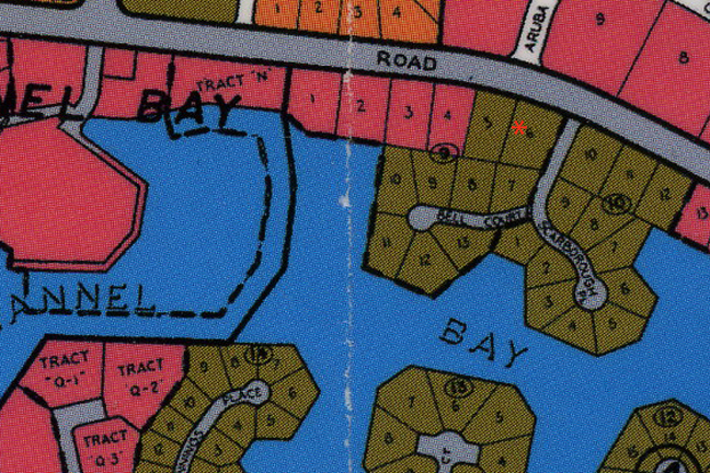 Land for Sale at Multi-Family Lot on Midshipman Bell Channel, Lucaya, Grand Bahama Bahamas