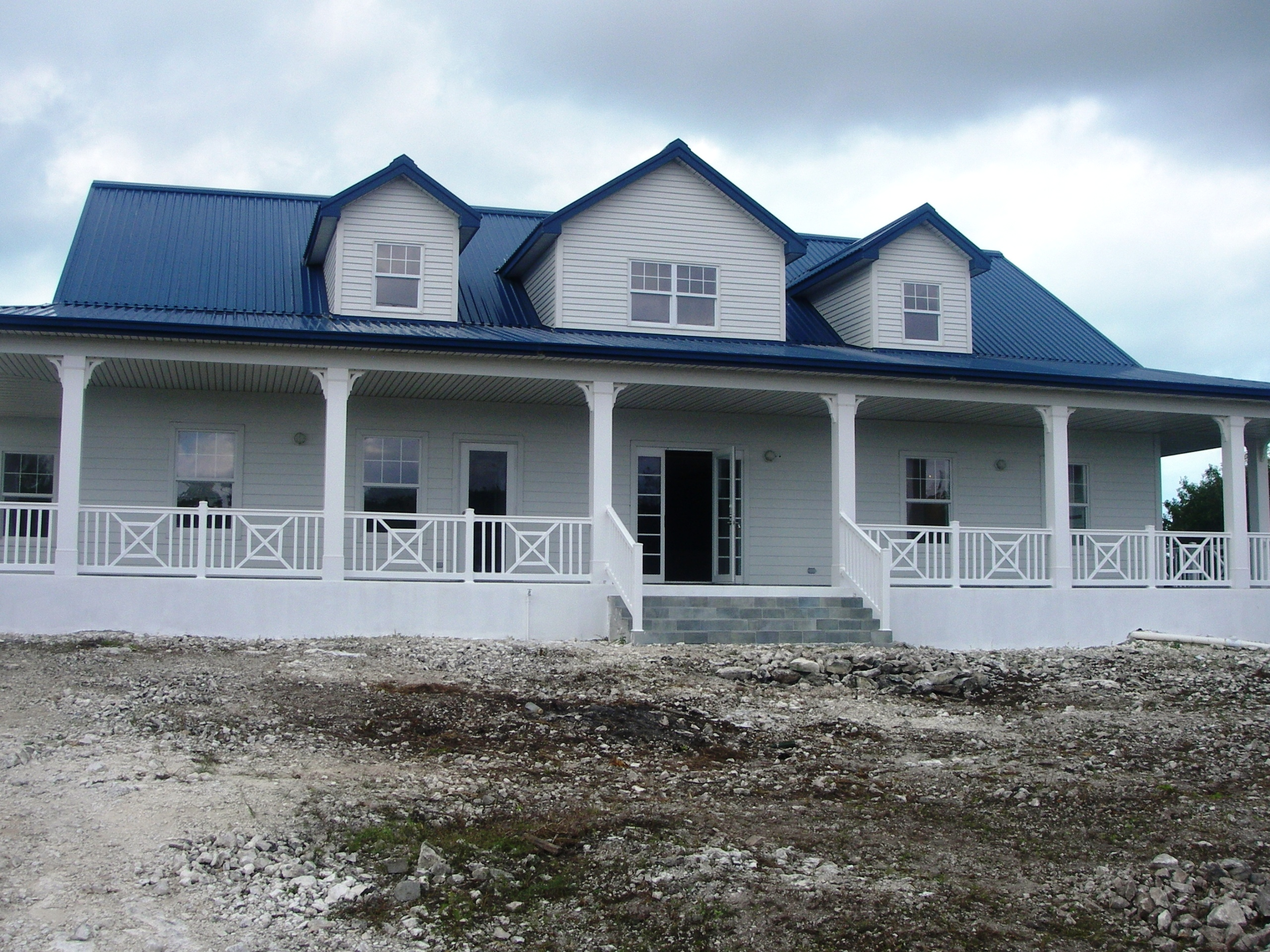 Commercial for Sale at Brand New Office Building on Tar Bay Tar Bay, Exuma, Bahamas