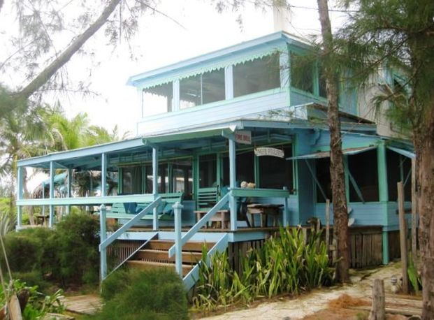 Single Family Home for Sale at Open Zoned Beachfront Investment Property Eleuthera, Bahamas