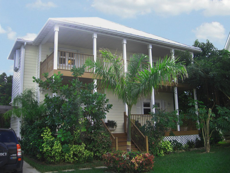 Single Family Home for Sale at Beautiful Home In Gated Community Shoreline, Lucaya, Grand Bahama Bahamas