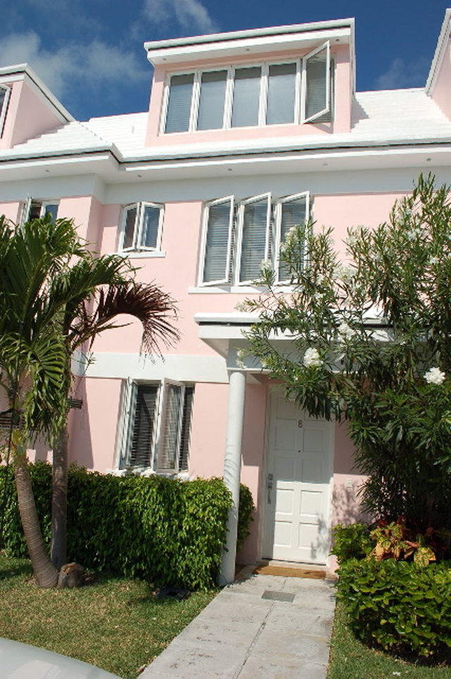 Co-op / Condo for Sale at Seapointe Canalfront Townhouse Port New Providence, Yamacraw, Nassau And Paradise Island Bahamas