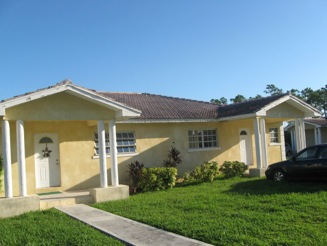 Multi Family for Sale at Nice Unfurnished Duplex In Arden Forest Arden Forest, Grand Bahama, Bahamas