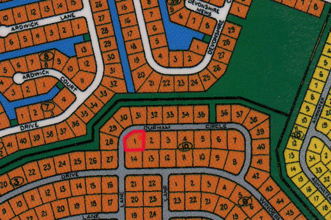 Land for Sale at Windermere Lot Windermere, Grand Bahama, Bahamas