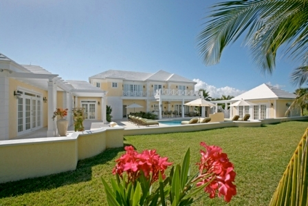 Single Family Home for Sale at Showpiece Oceanview Home Ocean Club Estates, Paradise Island, Nassau And Paradise Island Bahamas
