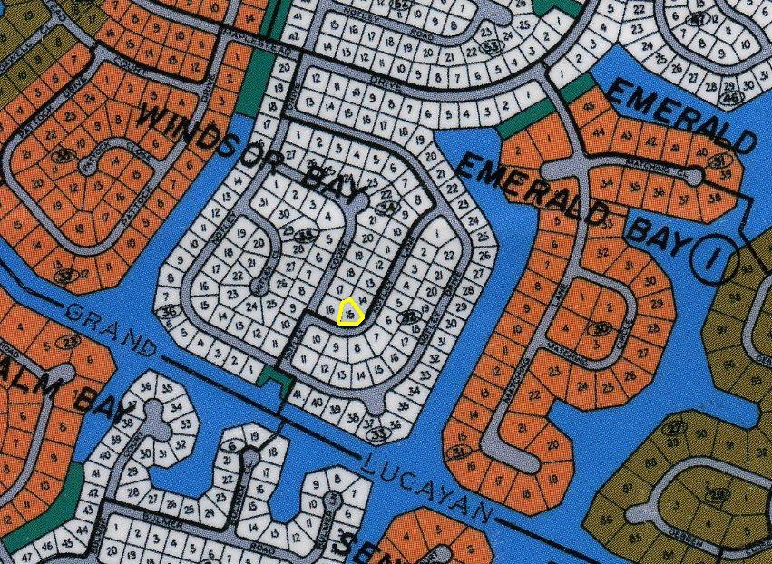 Land for Sale at Affordable Single Family Property Windsor Bay, Grand Bahama, Bahamas