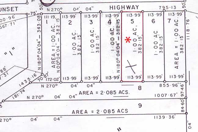 Land for Sale at Acre lot on Sunset Highway Caravel Beach, Grand Bahama, Bahamas