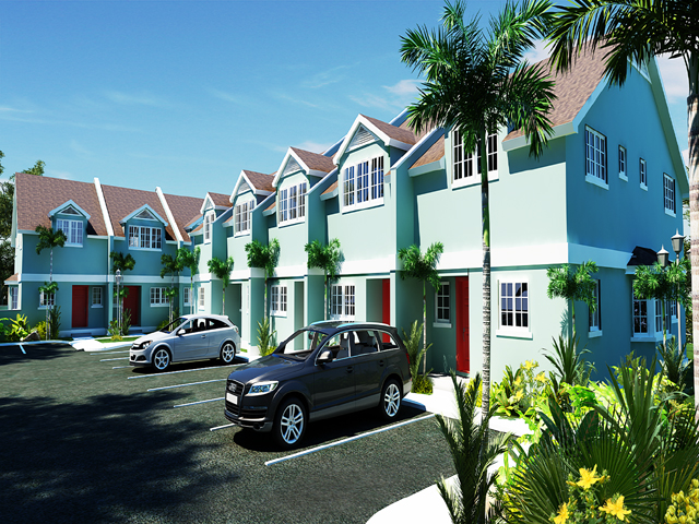 Co-op / Condo for Sale at Bristol Bend Townhomes Nassau And Paradise Island, Bahamas