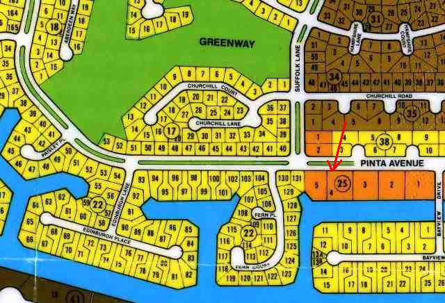 Land for Sale at Multi Family Canal Front Bahamia Marina, Grand Bahama, Bahamas