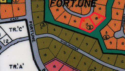 Land for Sale at Multi-family lots in Fortune Beach Fortune Point, Grand Bahama, Bahamas